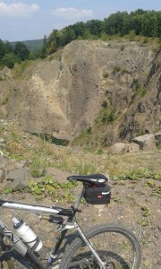 Basaltwerk in der Rhön