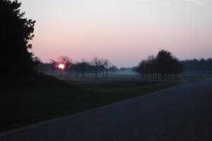 Riemer Park - kurz vor sechs
