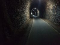 Tunnel am Mosel-Maare-Radweg