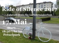Ride of Silence – Save the date