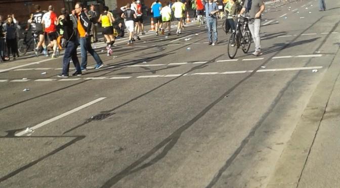 Lauf mit Längen: München Marathon