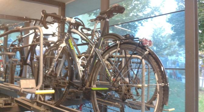 Fahrradgarage, Tschaikowski und die Zufälle