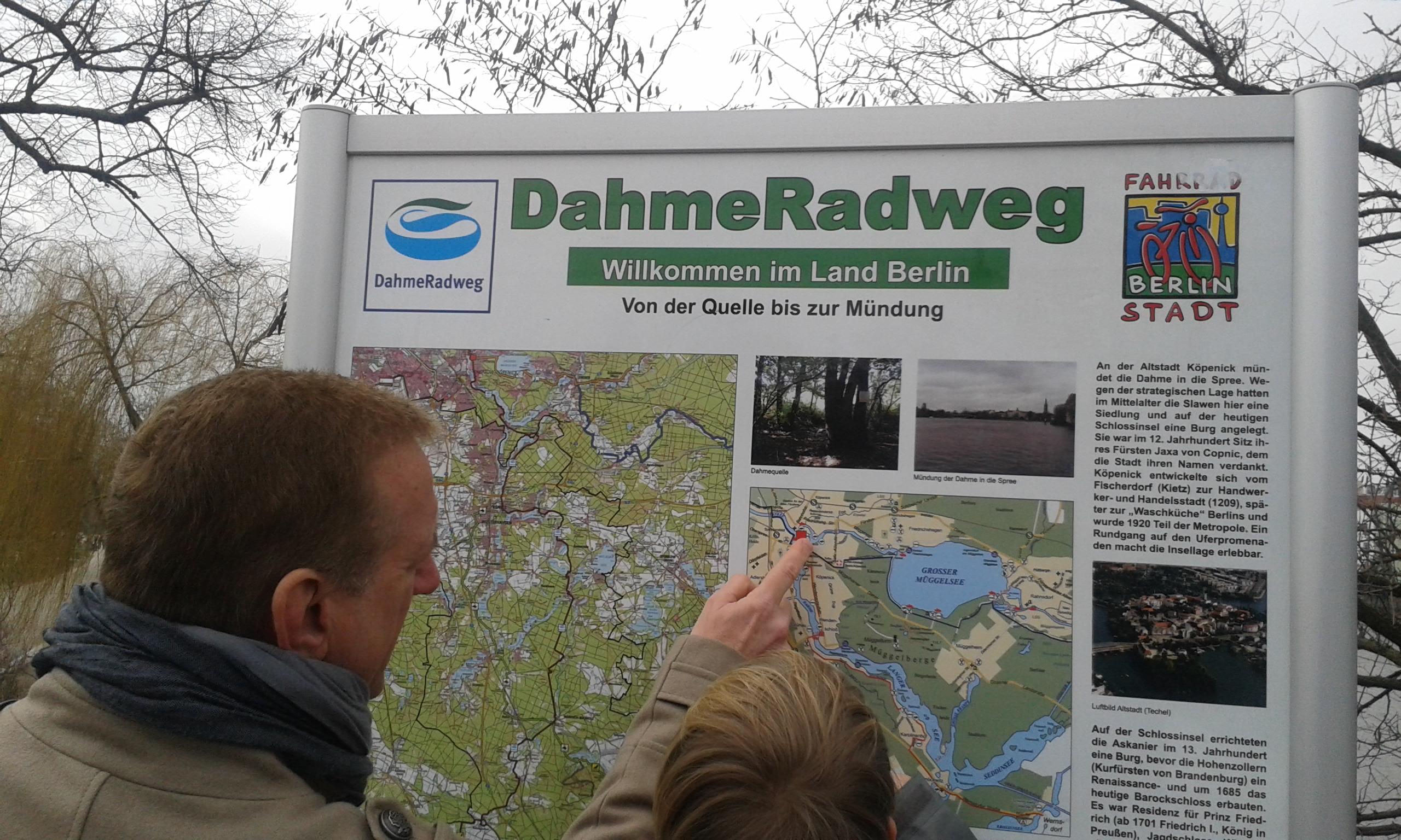 Dahmeradweg